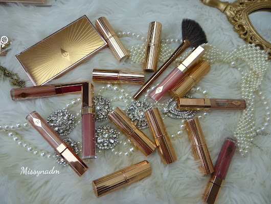 Are Charlotte Tilbury Lipsticks Worth it? Swatches of My Collection