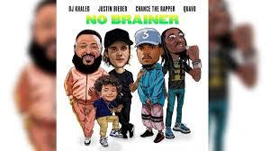 lirik DJ Khaled No Brainer