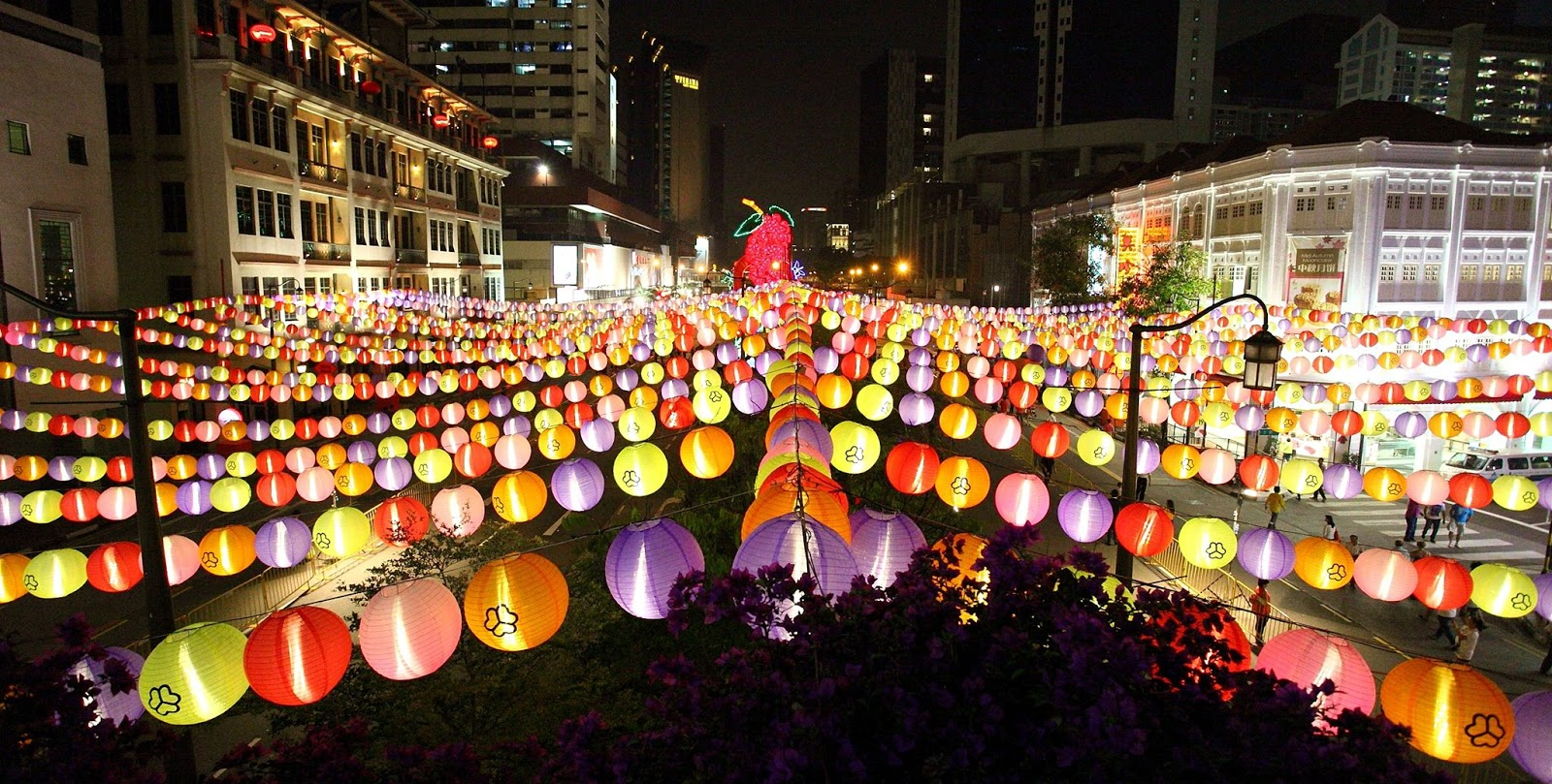 Image result for Chinatown Mid-Autumn Festival