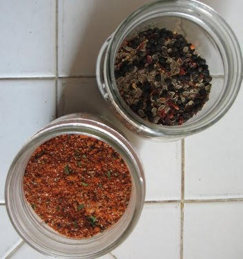homemade bbq spice and homemade pickling spice