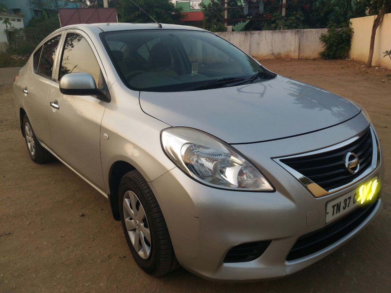 2013 Nissan Sunny Xl Diesel For Sale In Coimbatore Used Cars In