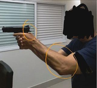 coisas que prejudicam o tiro