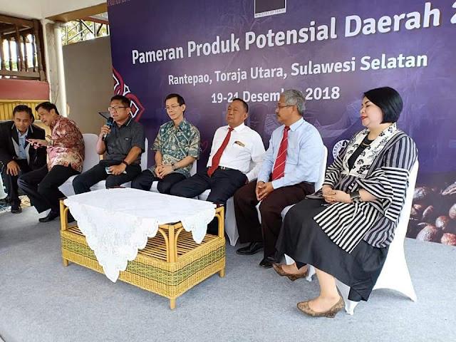 BPS Gereja Toraja Bersinergi dengan Kemendag RI, Buka Peluang Bagi Petani dan Pengrajin Toraja