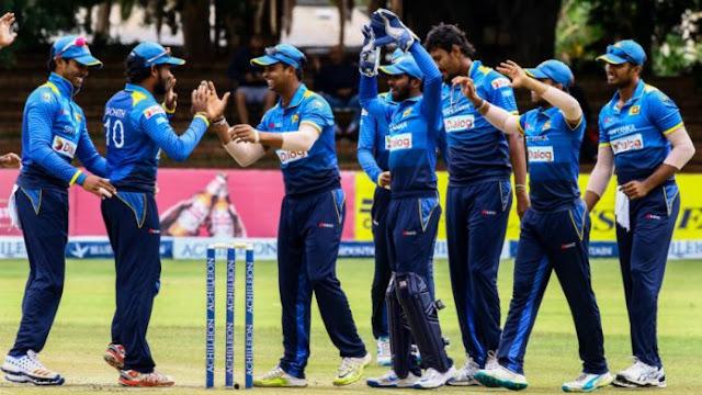 Zimbabwe vs Sri Lanka - Highlights & Stats