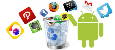 How to Remove the Default Application Android