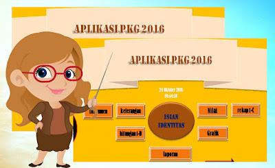 Aplikasi PKG Terbaru Plus Grafik Lengkap dengan Berbagai Fiture