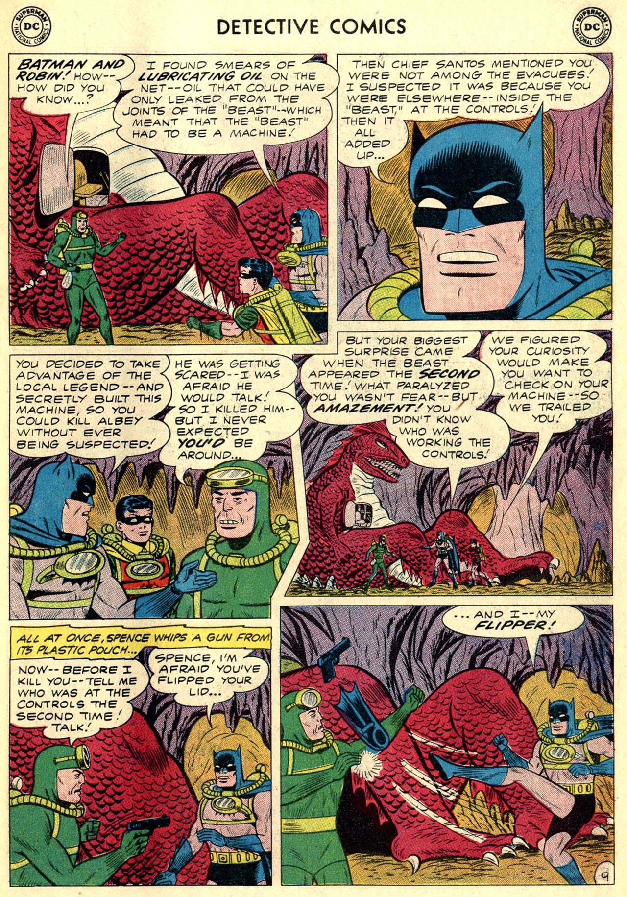 Detective Comics (1937) 297 Page 10
