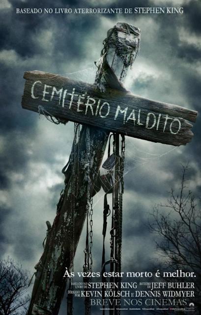 cemitério maldito, stephen king, cemitério maldito remake, filmes stephen king, filmes de terror