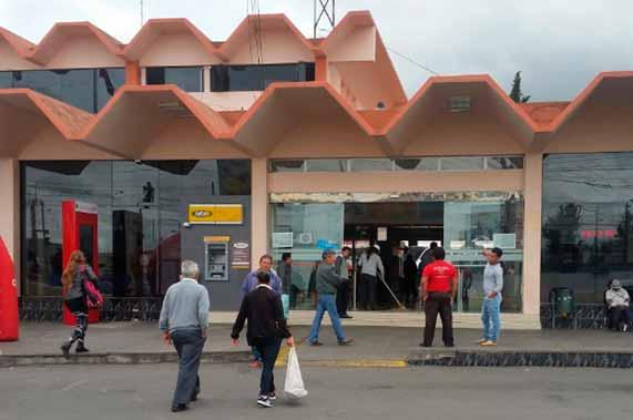 Terminal terrestre Ambato