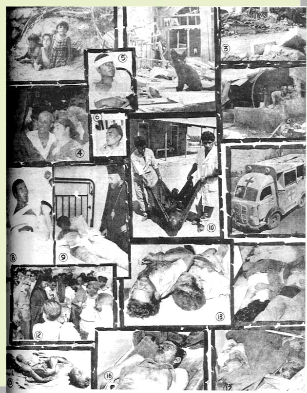 ΦΑΚΕΛΟΣ ΚΥΠΡΟΥ 1974:Πως φθάσαμε στην εισβολή του Αττίλα.Φωτογραφίες ντοκουμέντο.