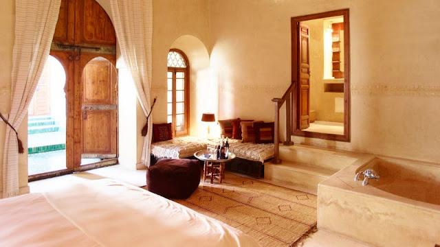 Hotel Fenn, Marruecos