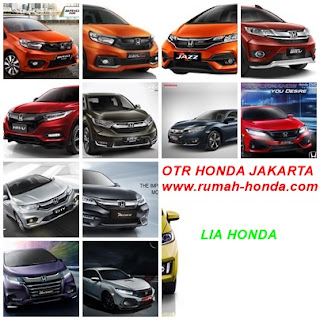 Harga Otr Mobil Honda 2019, Promo, Honda, Mobilio, Brio, Jazz, Brv, Hrv, Crv Turbo, Civic Turbo, City, Odyssey, Accord