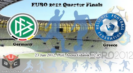 Germany%2Bvs%2BGreece Germany vs Greece | EURO 2012 Quarter Finals | Live Streaming