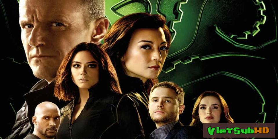 Phim Đặc Nhiệm Siêu Anh Hùng 5 Tập 10 VietSub HD | Marvel's Agents of Shield Season 5 2017