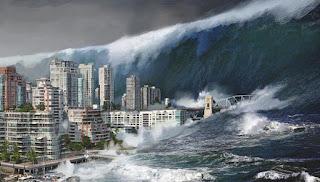 penyebab dan tanda - tanda terjadinya tsunami