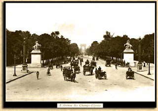 Avenue de Champs Elysees