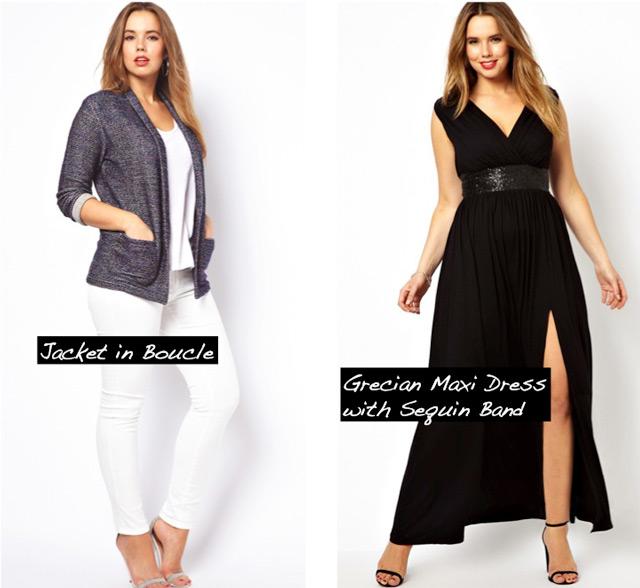 Trendi odjeća za punije cure