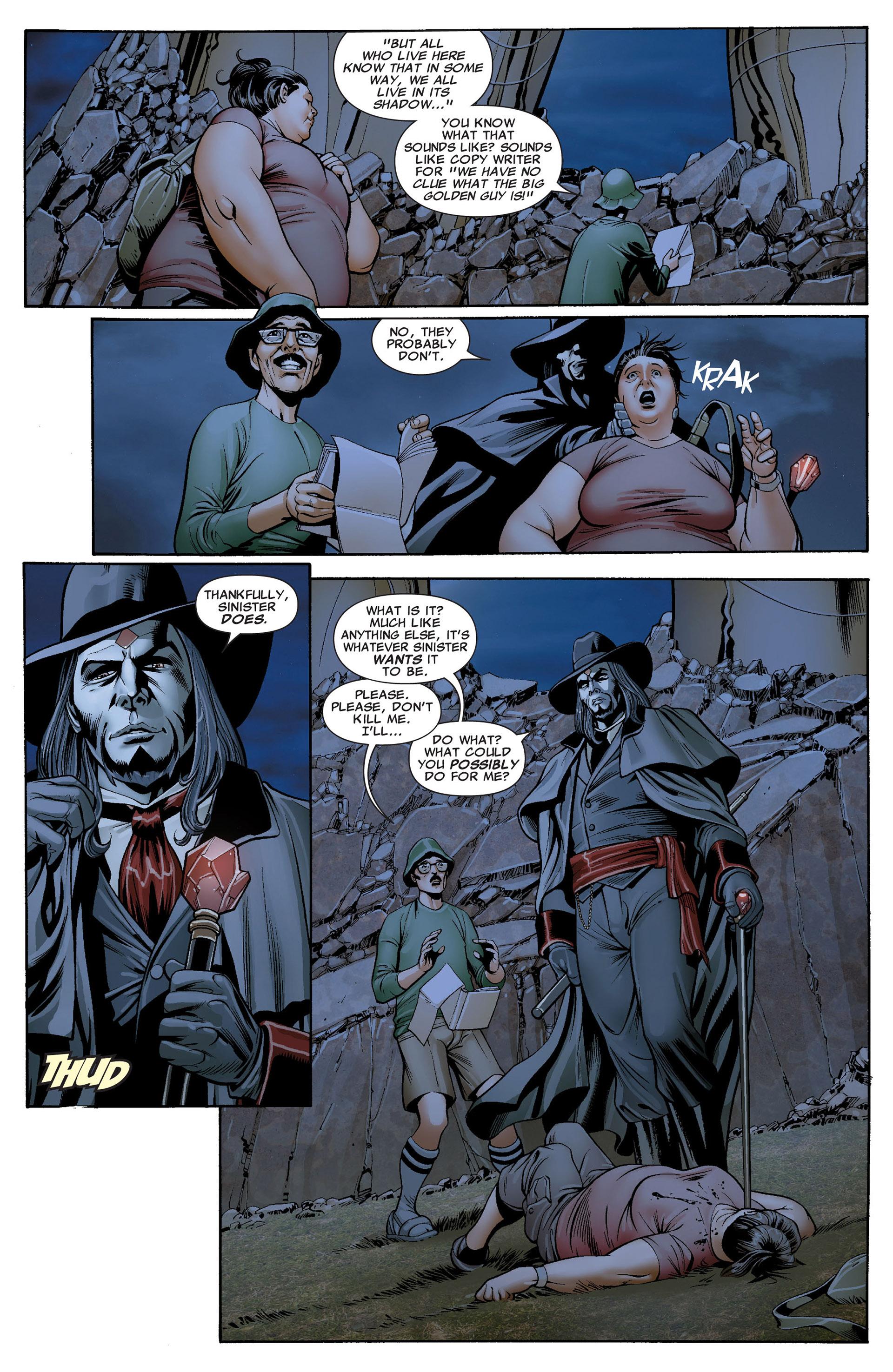 Read online Uncanny X-Men (2012) comic -  Issue #1 - 5