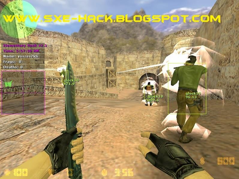 Counter Strike 16 Elementary Hack V21 2014 Download