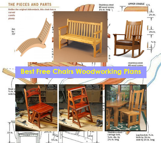 Free Chair Plans
