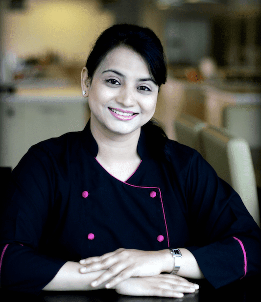 Celebrity Chef Shazia Khan at Phoenix Marketcity