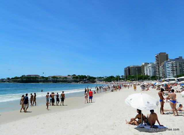 Rio de Janeiro, Praia de Copacabana