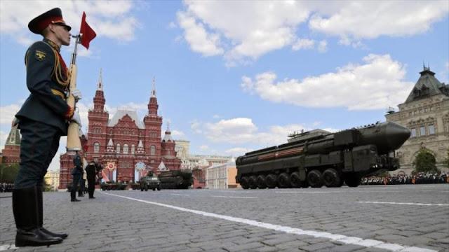 Explican cómo Rusia reaccionará a un ataque nuclear de EEUU