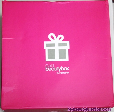 Memebox Global Edition beauty box 9 review, unboxing, contents