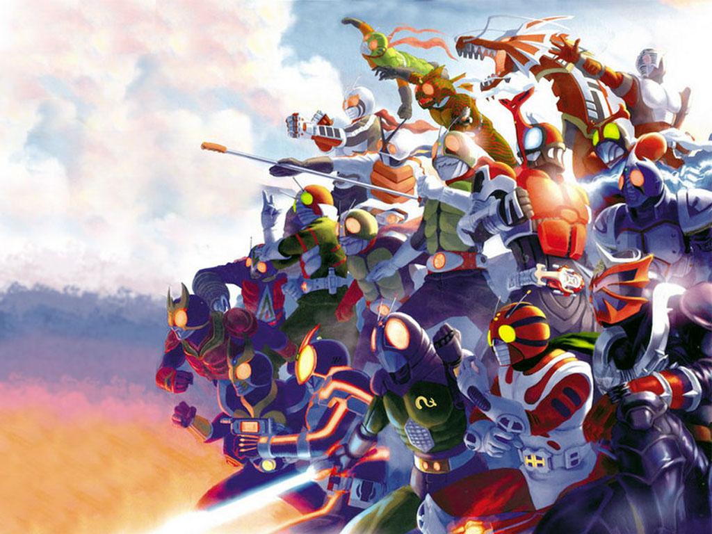 Kamen Rider millennium