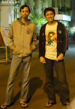 Novan dan Saya