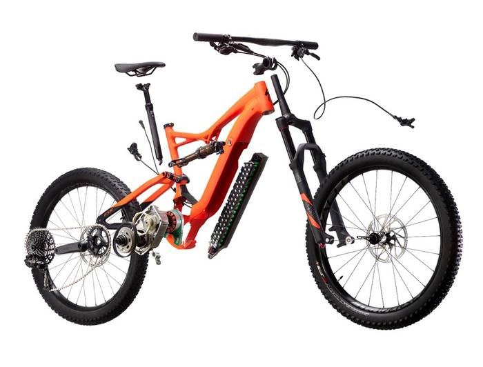 MTB Specialized bicicleta electrica
