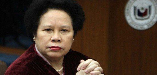 Miriam Defensor Santiago: Marcos Declared Martial Law With The 'Best Interest Of The Filipino People'