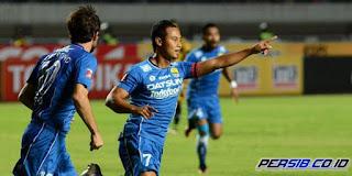 Persib Bandung vs Mitra Kukar 2-1
