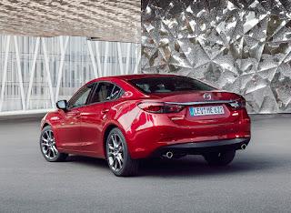 2018 Voiture Neuf 2018 Mazda 6 Date de sortie, Prix, Revue
