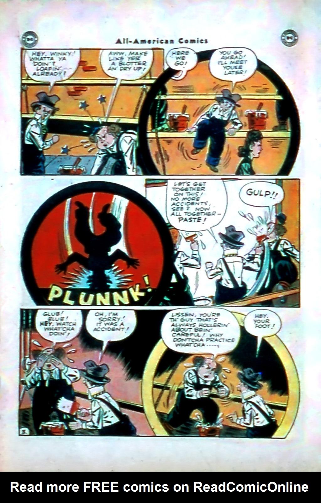 Read online All-American Comics (1939) comic -  Issue #74 - 32