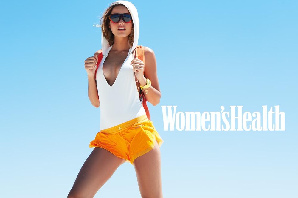 Jani Gabriel in Women's Health Magazine