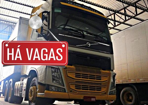 transportadora agt vaga para motorista