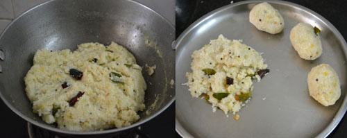 how to make upma kolukatai