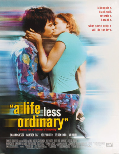 Ver Vidas sin reglas (A Life Less Ordinary) (1997) Online