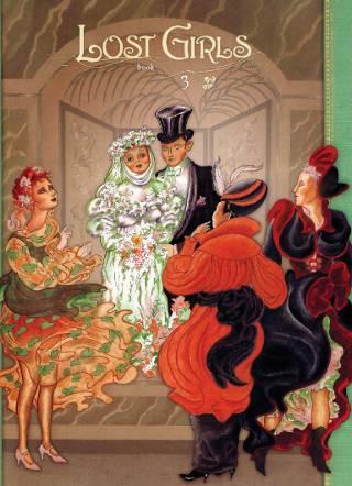 Lost Girls Graphic Novel #3 eBook Download
