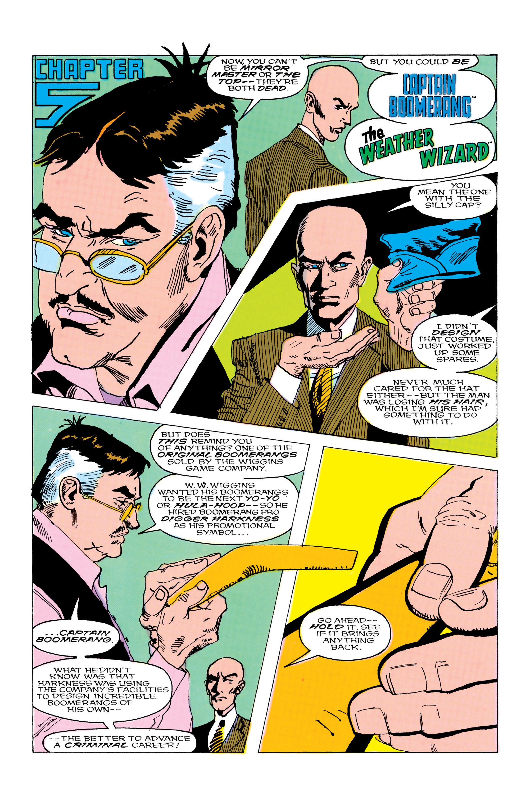 Read online Secret Origins (1986) comic -  Issue #41 - 27