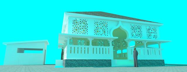gambar masjid bagus