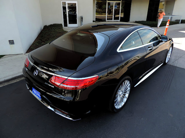 mercedes s 65 amg coupe