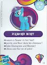 MLP Wave 10 Diamond Mint Blind Bag Card