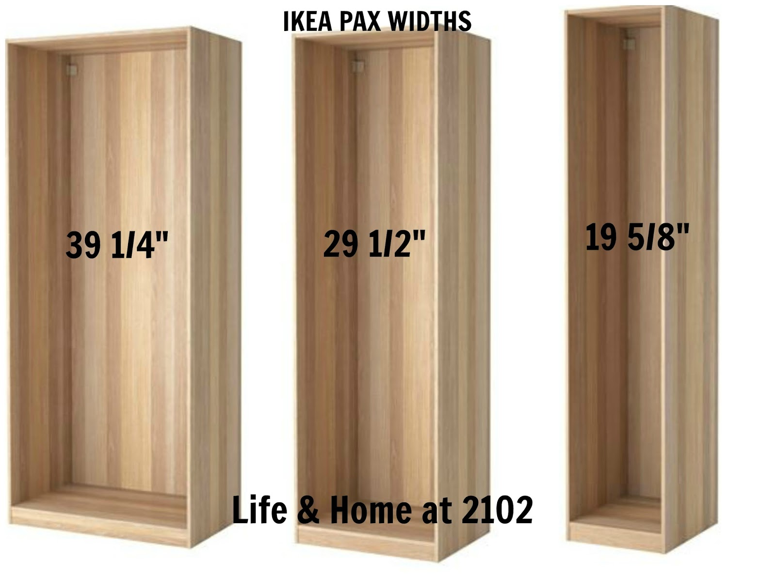 Ikea Wardrobe Sizes Life & Home At 2102: Guide To Building Your Own Closet