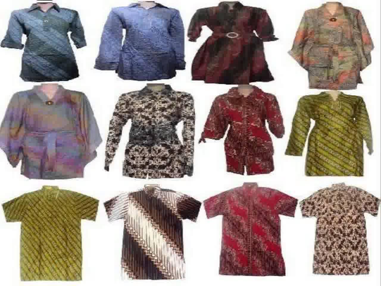 27 Model Baju Sasirangan Untuk Kerja Wanita Modern 2019 Model Baju