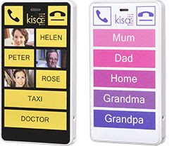 kisa phone for seniors