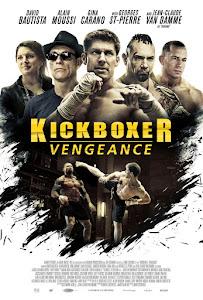 Kickboxer: Vengeance Poster