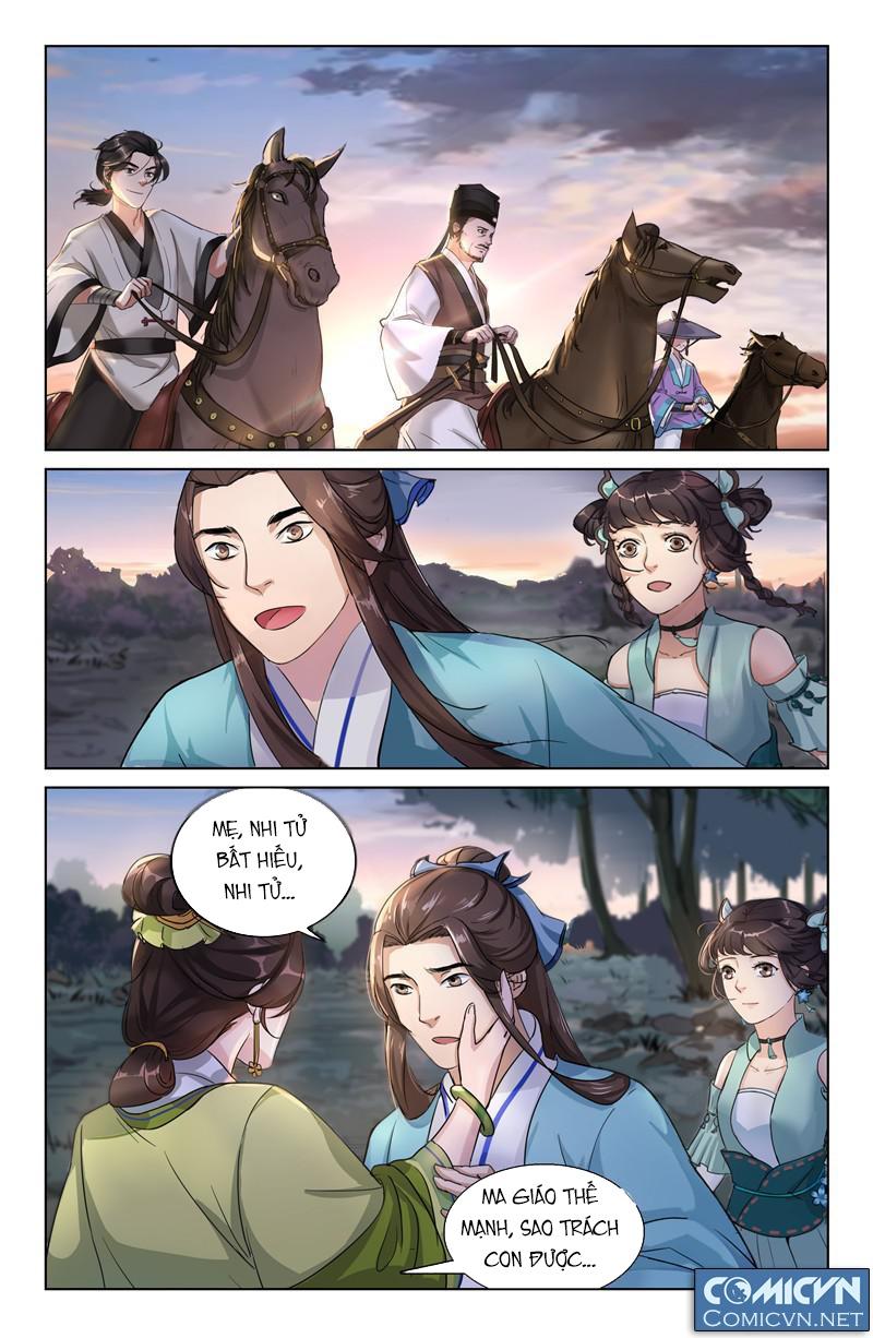 Tiếu Ngạo Giang Hồ - Chap 10