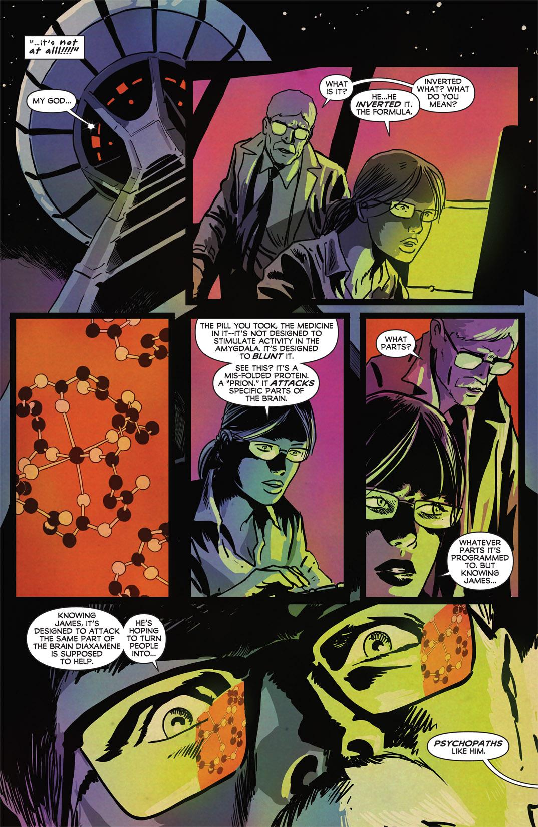 Detective Comics (1937) 879 Page 14